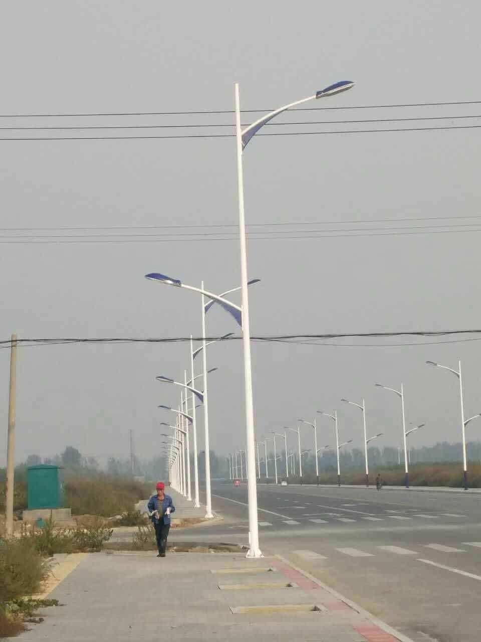 LED street lamp project