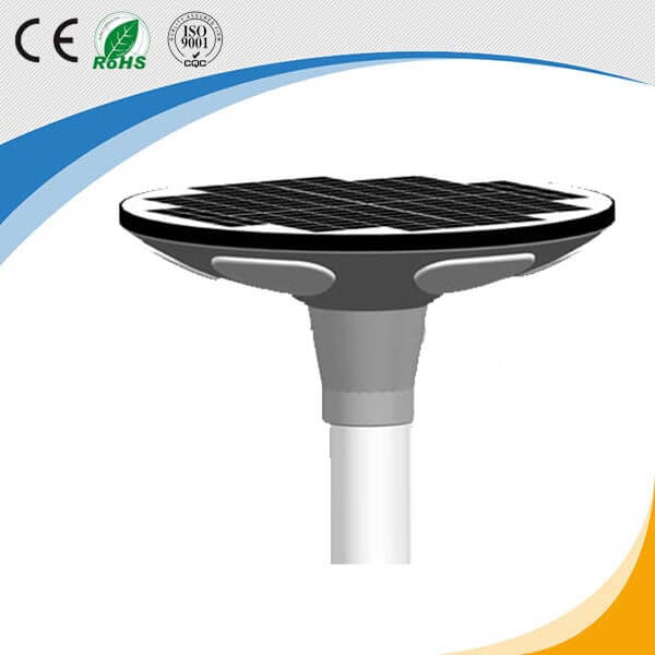 2018 New 30W all in one solar UFO garden lights
