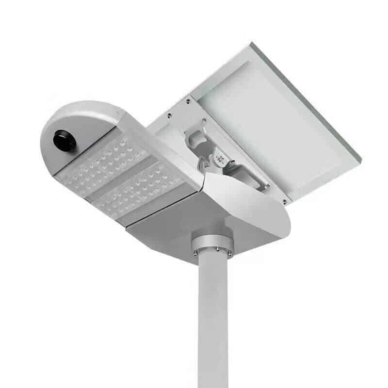 60W integrated LED solar street lamp